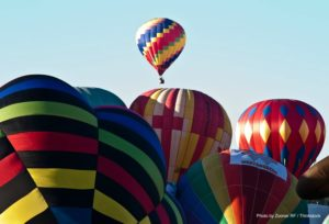 New Mexico Hot Air Balloon Rides