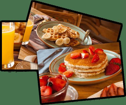 Casa Escondida Breakfast