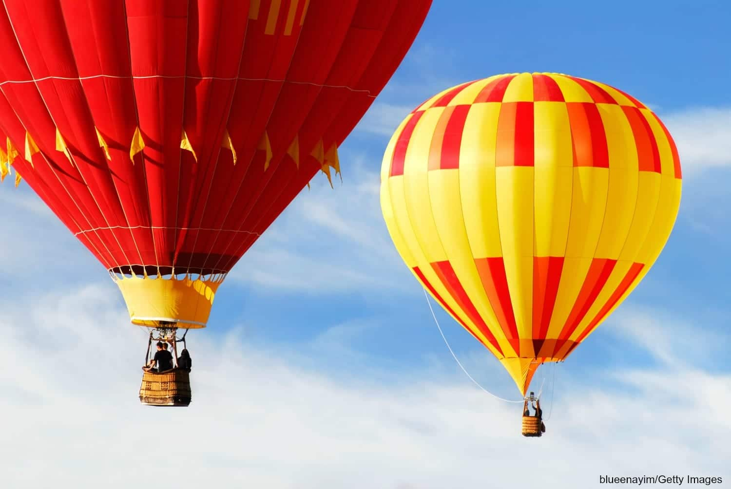 5 of the best places to enjoy a santa fe hot air balloon ride. Black Bedroom Furniture Sets. Home Design Ideas