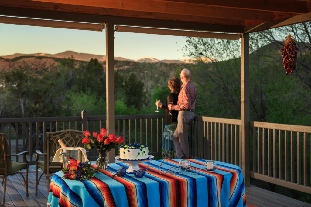 Plan an elopement in New Mexico at our Bed and Breakfast