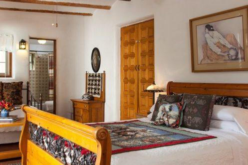 The Sun Room at Casa Escondida.