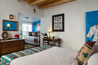 Casa Escondida Room view