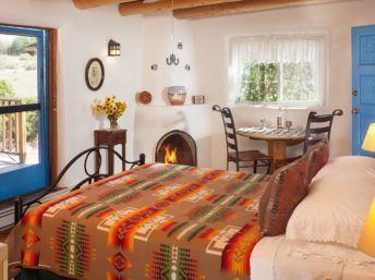 Chimayo NM Bed and Breakfast