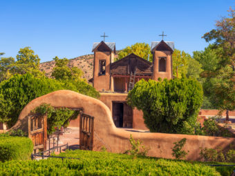 2021 Pilgrimate to the Santuario de Chimayó